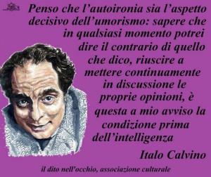 Autoironia come intelligenza