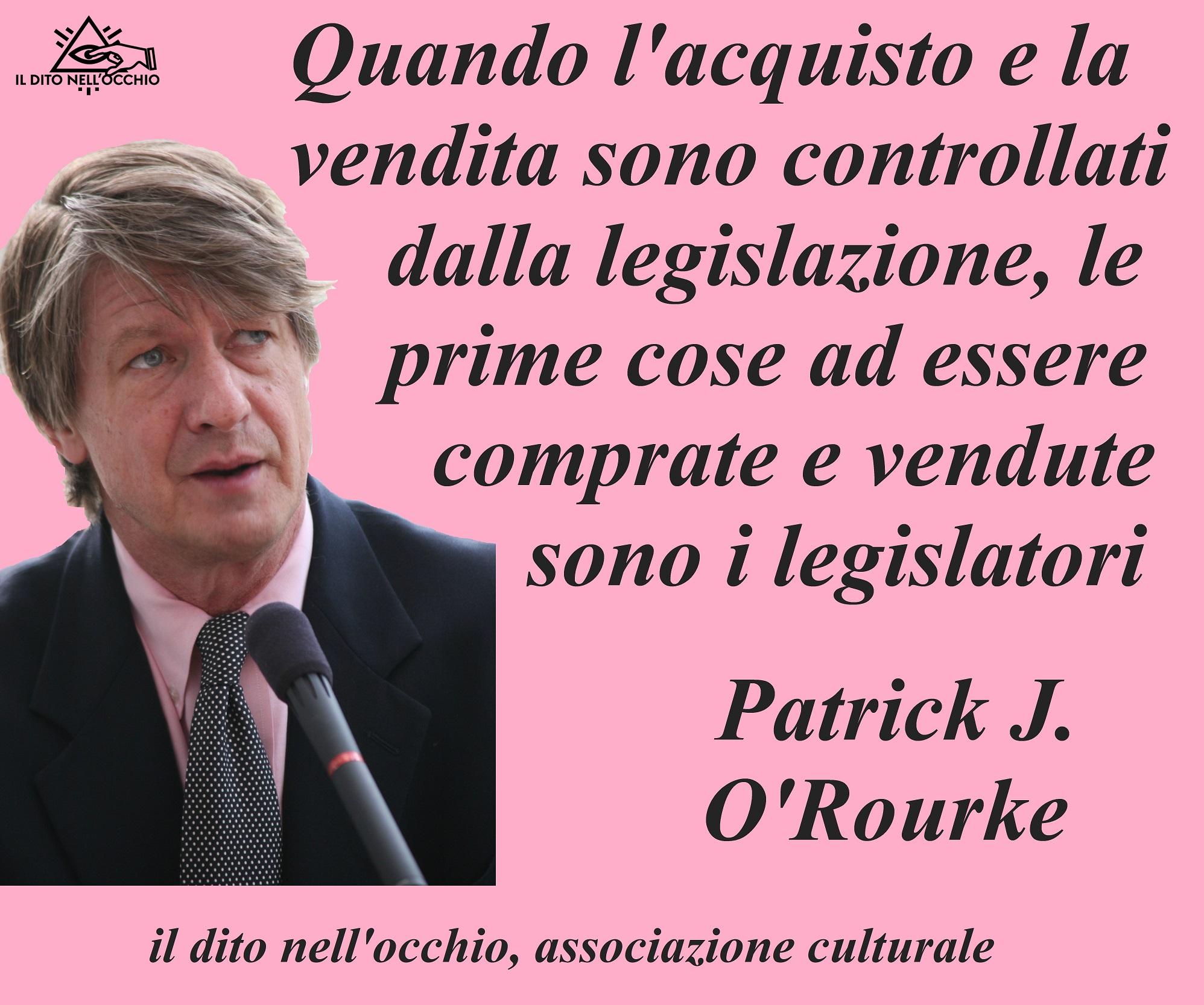 Patrick J. O'Rourke