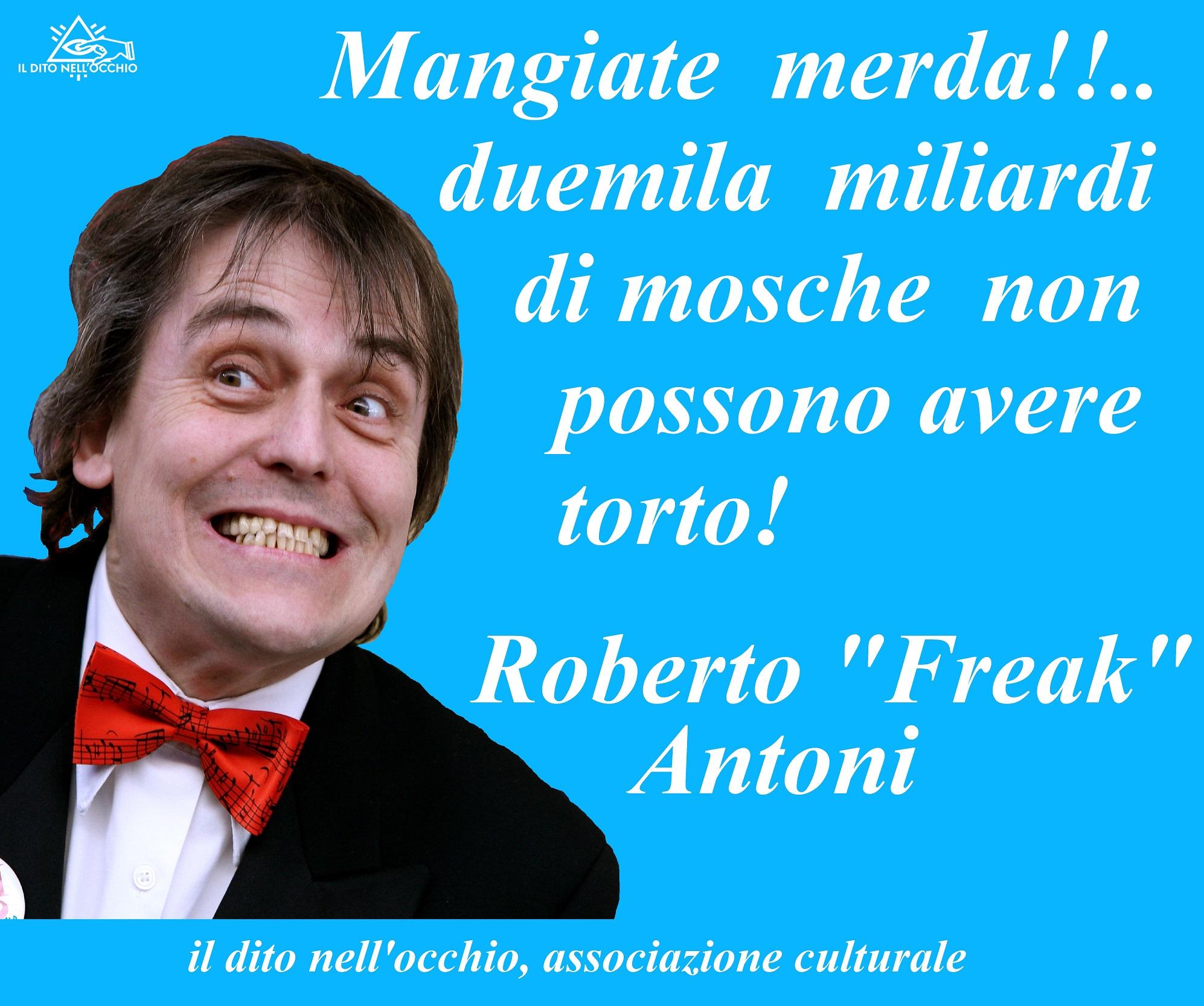 "Roberto ""Freak"" Antoni"