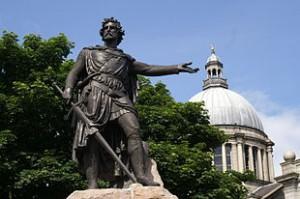William_Wallace_Statue_,_Aberdeen