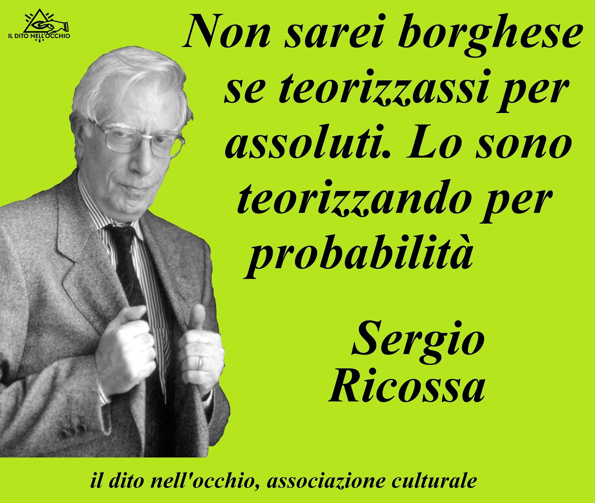 Sergio Ricossa