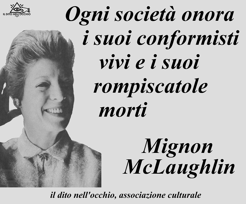 Mignon McLaughlin