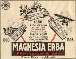 uno dei primo prodotti a marchio italiani