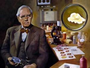 Fleming scopre la penicillina 1940