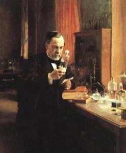 Pasteur scopre i batteri