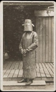 Infermiere radiologia 1918