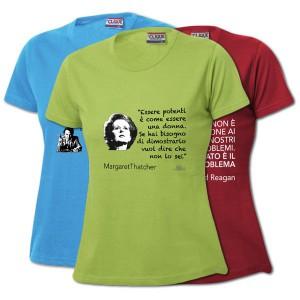 magliette donna stampate