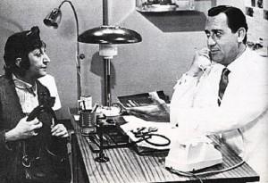 Il Medico della mutua. Alberto Sordi