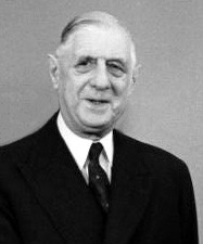 Charles de Gaulle - foto del 1963