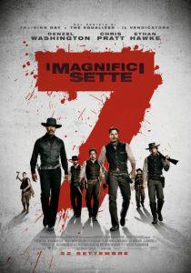 """SCIACK! IL DITO NELL'OCCHIO AL CINEMA. """"I magnifici sette"""" di Antoine Foquas (2016)"""