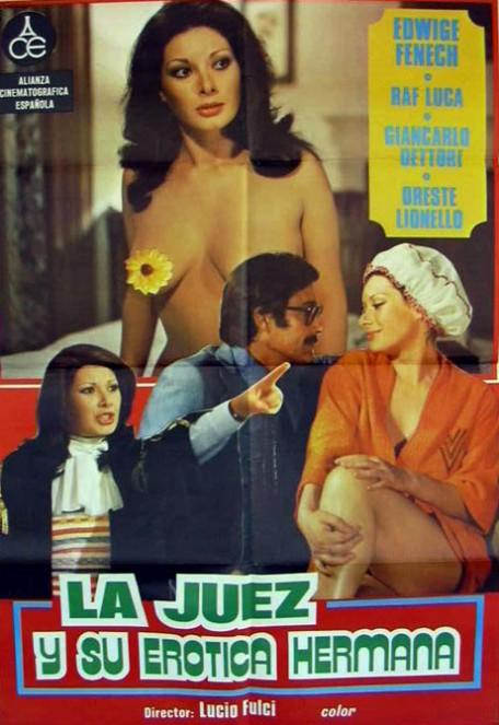 """SCIACK! IL DITO NELL'OCCHIO AL CINEMA. """"La pretora"""" di Lucio Fulci (1976)"""