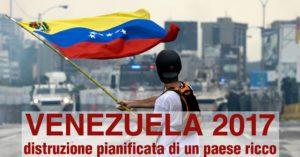 il Venezuela lotta per la libertà