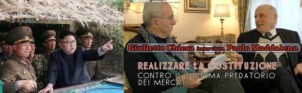 Paolo Maddalena contro la realtà oggettiva