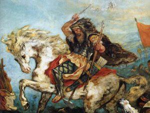 Attila, la spada