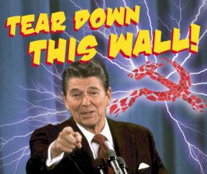 9 novembre 2019, trentennale della caduta del Muro di Berlino