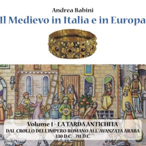 "Audio libro ""Il Medioevo in Italia e in Europa"" (cofanetto 4 CD)"