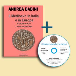 Il Medioevo in Italia e in Europa Vol. II (Libro e audio libro)